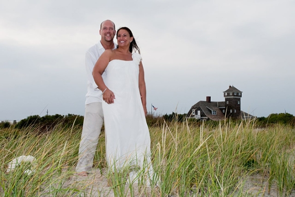 """Sea Gulls Nest Wedding Photo"" ""NJ Wedding Photographers"""