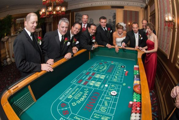 """Al Ojeda Photography - NJ Wedding Photographers - Gambling Wedding Photos"""