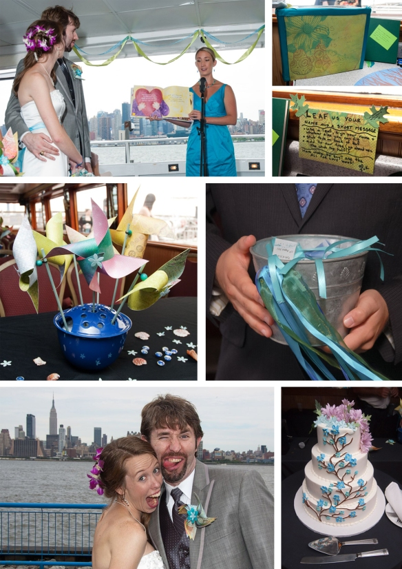 """Festiva Yacht Wedding Photos"""